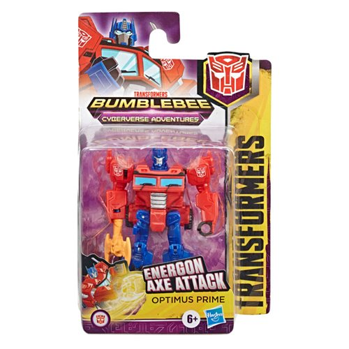 Transformers Cyberverse Scout Wave 10 Set of 4