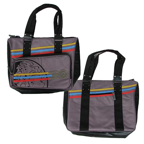 Star Trek Original Series Retro Tech Duffel Bag