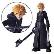 Kingdom Hearts III Roxas Bring Arts Action Figure