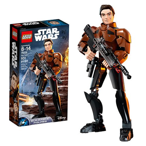 LEGO Star Wars 75535 Constraction Han Solo