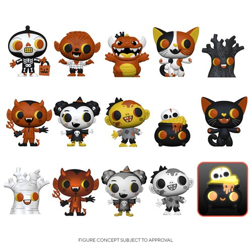 Paka Paka Boo Hollow Random 3-Pack
