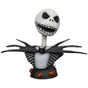 Nightmare Before Christmas Legends in 3D Jack Skellington 1:2 Scale Bust