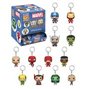 Marvel Pocket Pop! Key Chain Display Case