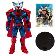 DC Armored Wave 1 Superman Unchained Armor 7-Inch Action Figure