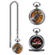 Jurassic Park Amber Pocket Watch