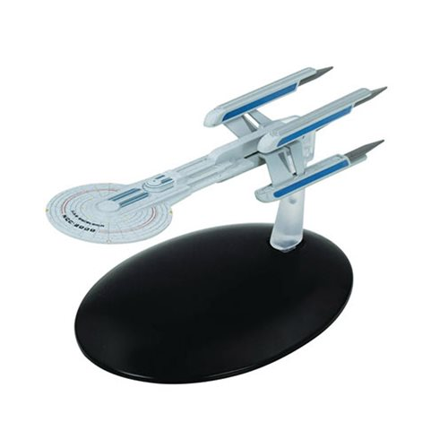 Star Trek Starships U.S.S. Excelsior Prototype 1 Die-Cast Vehicle with Collector Magazine #152