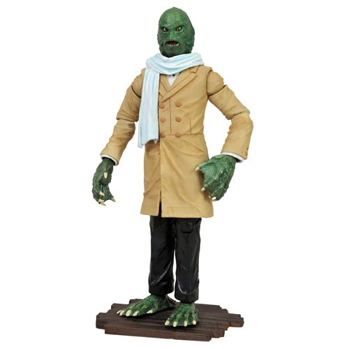 Munsters Select Uncle Gilbert Action Figure