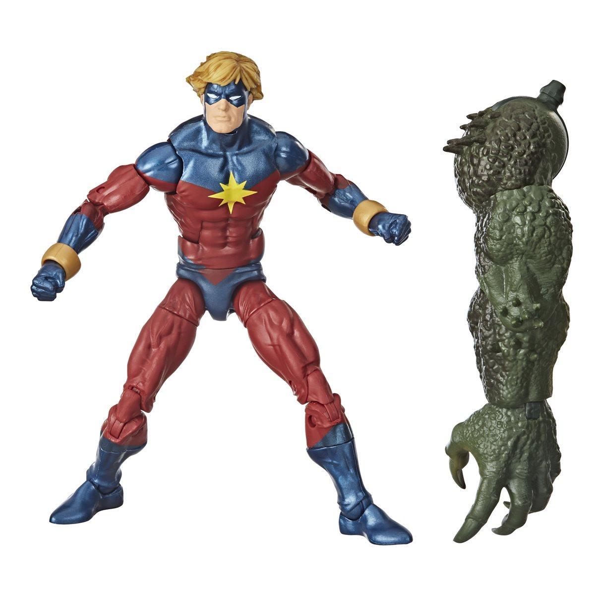 Marvel Legends Star Lord Entertainment Earth Broken Action Figure