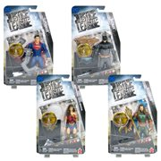 Justice League Movie Basic Action Figure Wave 1 Case