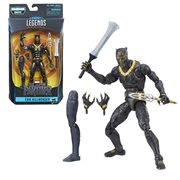 Black Panther Marvel Legends 6-Inch Erik Killmonger Action Figure