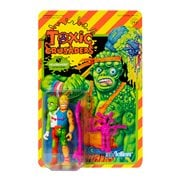 Toxic Crusaders Headbanger 3 3/4-Inch ReAction Figure