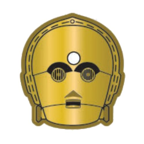 Star Wars C-3PO Key Cap