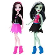 Monster High Ghoul Spirit Doll Case