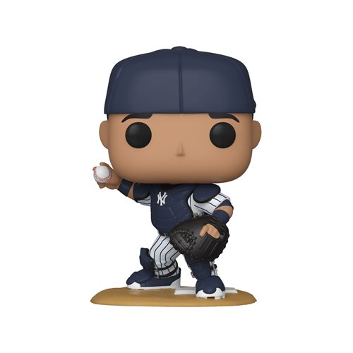 MLB Yankees Gary Sanchez Pop! Vinyl Figure, Not Mint