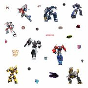 Transformers All Time Favorites Peel and Stick Wall Decals