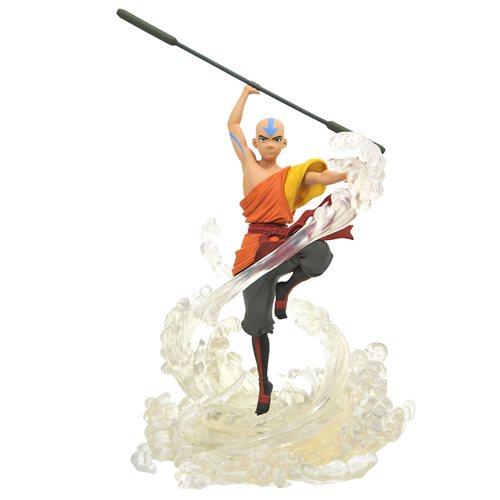 Avatar: The Last Airbender Aang Gallery Statue