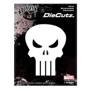 Punisher Die-Cut Decal