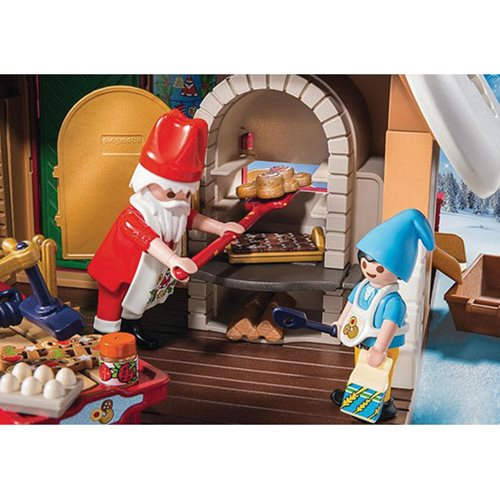 Playmobil 9493 Christmas Bakery with Cookie Cutters