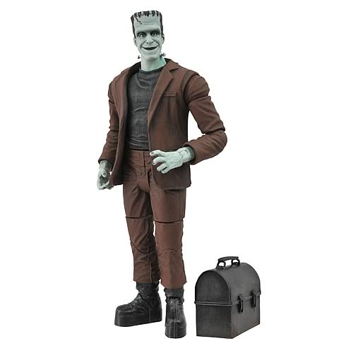 Munsters Select Herman Munster Action Figure