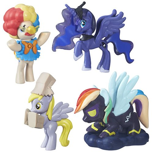 My Little Pony Friendship Is Magic Story Figures Wave 2 Set