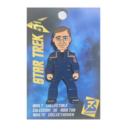 Star Trek Jonathan Archer Pin
