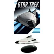 Star Trek Starships X-33 Vehicle with Collector Mag. #128