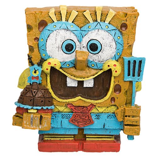 SpongeBob SquarePants Variant Eekeez Mini-Figure