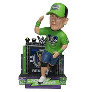 WWE John Cena Resin Bobblehead, Not Mint