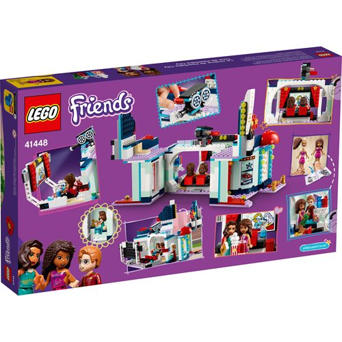 LEGO 41448 Friends Heartlake City Movie Theater