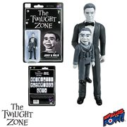 The Twilight Zone The Dummy Jerry and Willie 3 3/4-Inch Figure Series 4