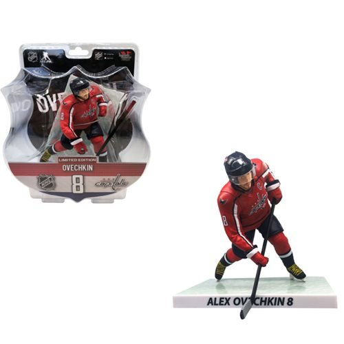 NHL Washington Capitals Alex Ovechkin 6-Inch Action Figure