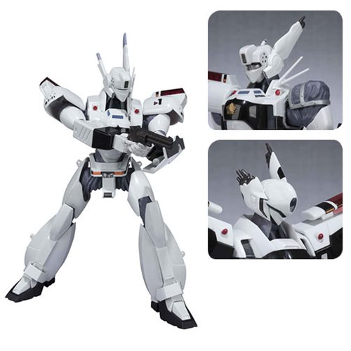 Patlabor The Movie Ingram 1st and 2nd Parts Set Robot Spirits Action Figure