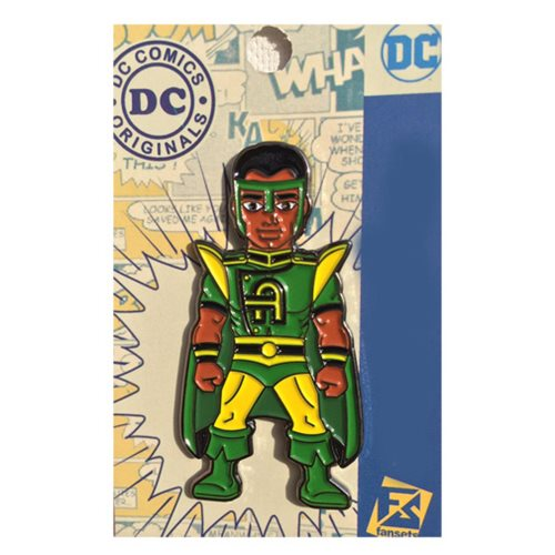DC Comics All-Star Squad Amazing Man Pin