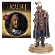The Hobbit Master of Laketown Figure with Collector Magazine #8