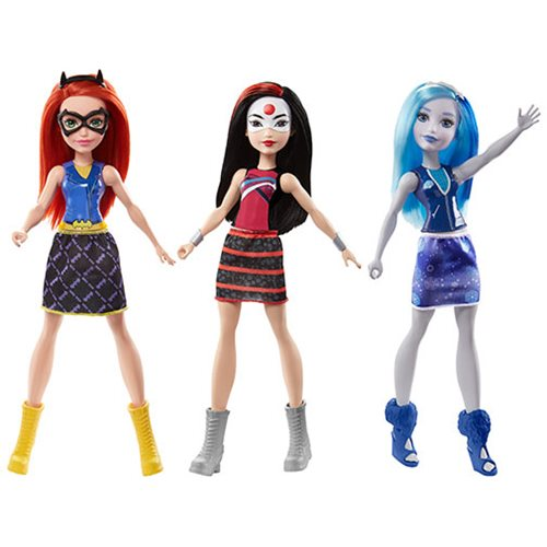 DC Super Hero Girls Fashion Doll Case