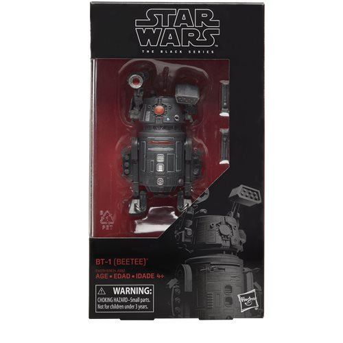 Star Wars The Black Series BT-1 6-Inch Action Figure