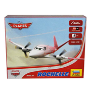 Planes Movie Rochelle Vehicle Snap Fit Model Kit