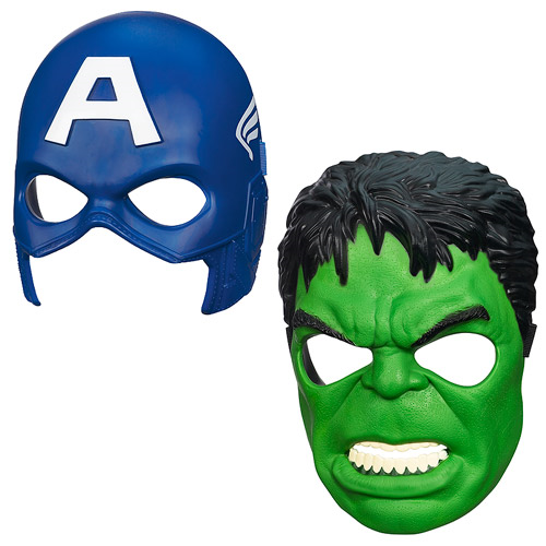 Avengers Assemble Hero Masks Wave 1