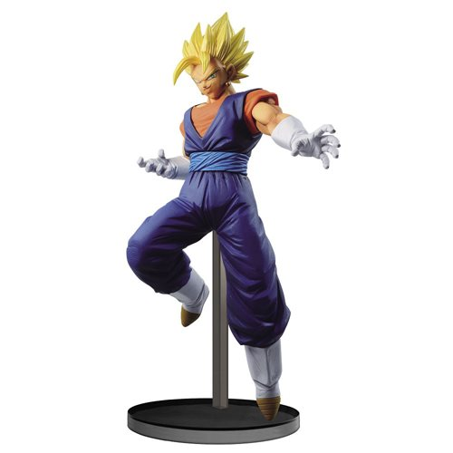 Dragon Ball Legends Collab Vegito Statue