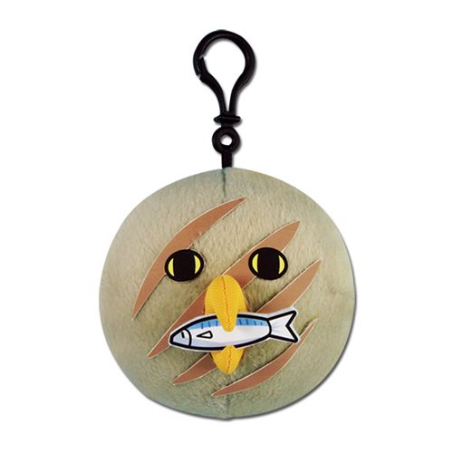 Free! Iwatobi and Mackerel Plush Key Chain