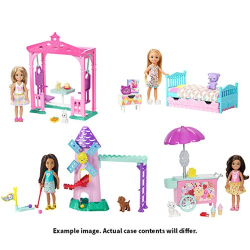 Barbie Club Chelsea Accessory Pack Case
