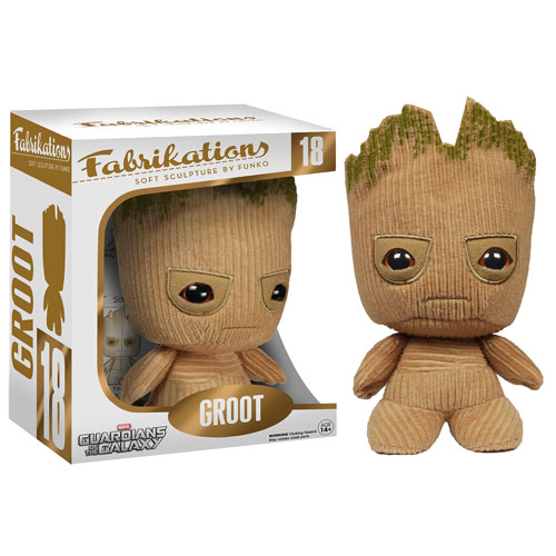 Guardians of the Galaxy Groot Fabrikations Plush Figure