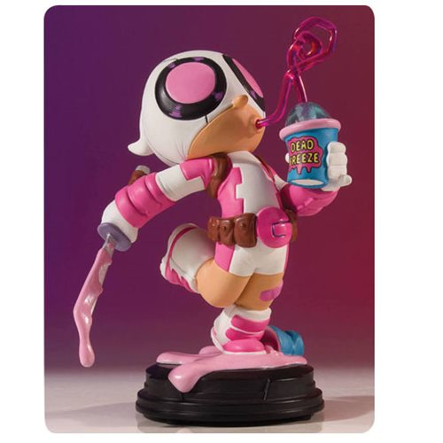 Gwenpool Animated Statue - Exclusive