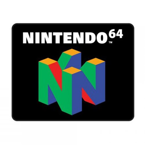 Nintendo N64 Logo Throw Blanket