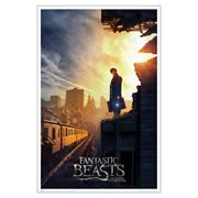 Fantastic Beasts and Where to Find Them Amid The Rubble Art Print