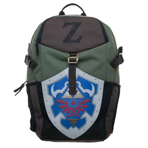 Legend of Zelda Shield Backpack