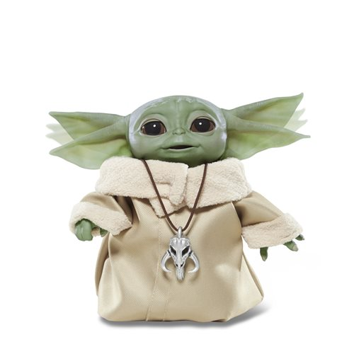 Star Wars The Child Animatronic Edition Plush Toy Figure