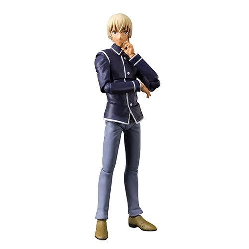 Case Closed Toru Amuro SH Figuarts Action Figure