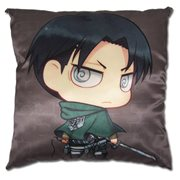 Attack on Titan Levi Square Pillow