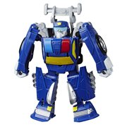 Transformers Rescue Bots Academy Chase the Police-Bot